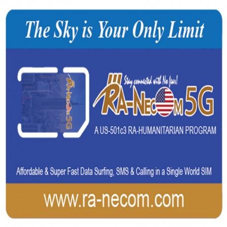 Ra-Necom 5G Sim Card