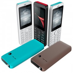 RA-NECOM 5G Digital Powerful Small Phone