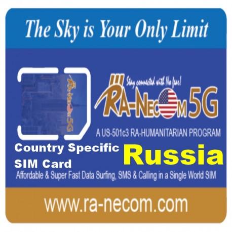Russia Sim Card
