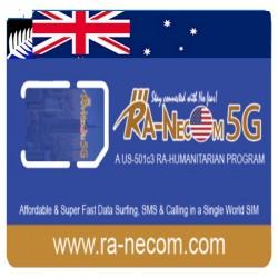 Australia / New Zeland Sim card