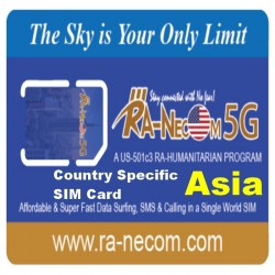 Asia Sim Card