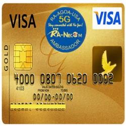 RA Int'l Credit Card